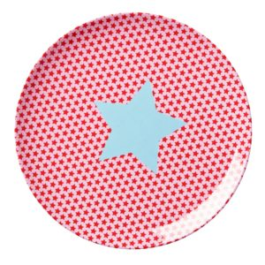 Kid-star-print-lunch-plate-KILPL-STARG_1