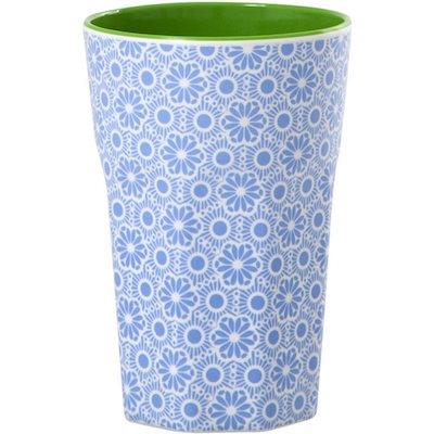Blue Marrakesh Print Latte Cup RICE DK