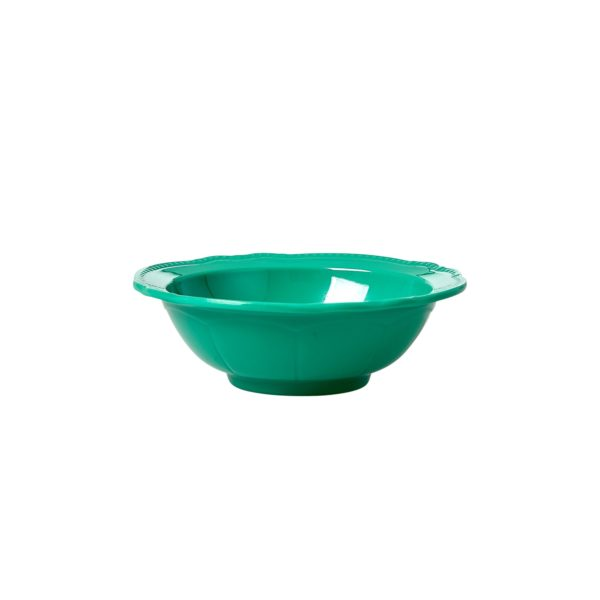 New Look Small Bowl Dark Green RICE DK