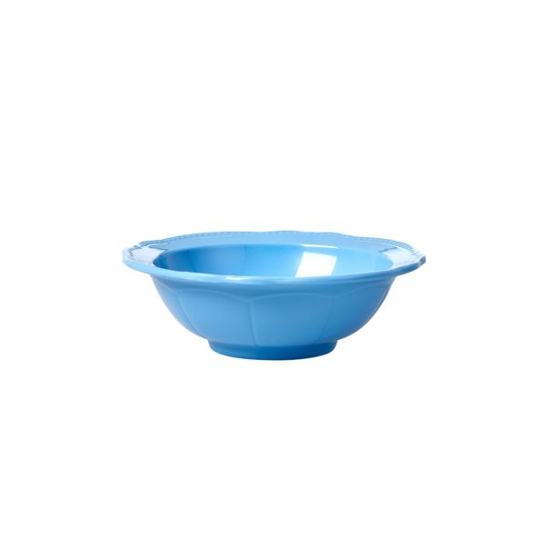 New Look Small Bowl Sky Blue RICE DK