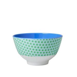 Small Star Print Bowl RICE DK
