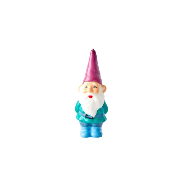 RICE Gnome Candle Plum hat
