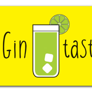 Gintastic – Is it Gin O'clock Flag
