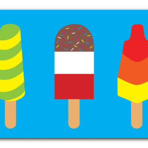 Ice Lollies – which would you choose? Flag