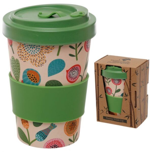 Autumn Falls Reusable Cup - Bamboo BAMB68_001_1599613027