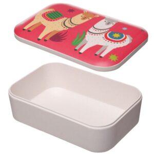 Llama Lunch Box 3 - Bamboo BAMB37_004_1600869780