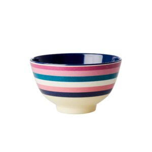 Rice small melanie bowl Stripe Print MELBW-SSTRI_1_2000