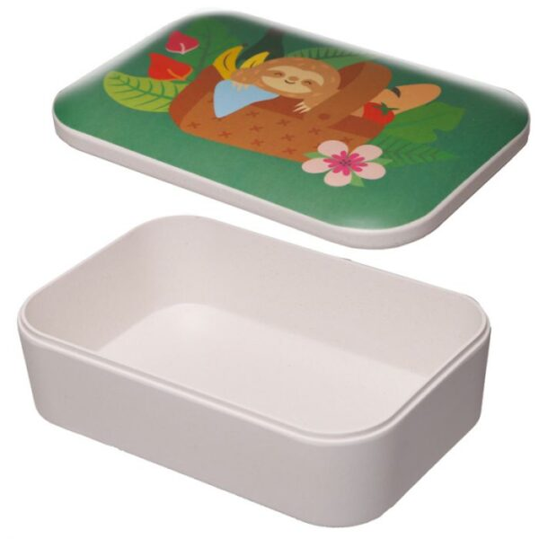 Sloth Lunch Box 3 - BambooBAMB38_004_1600869806