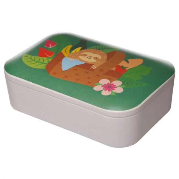 Sloth Lunch Box - Bamboo BAMB38_003_1600869806