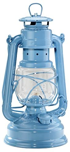 light blue feuerhand lantern