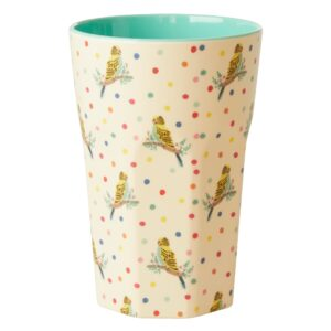 Budgie Latte Cup