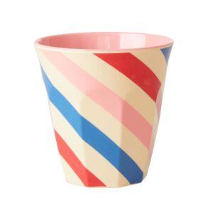 Candy Stripe Print