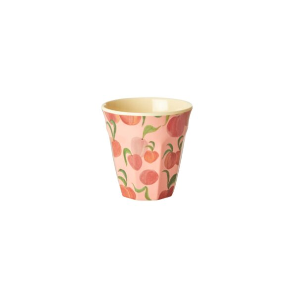 small melamine cups goldfish print c