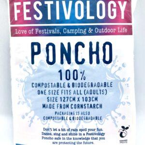 Festivology Poncho